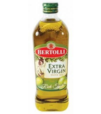 ex virgin olive oil.