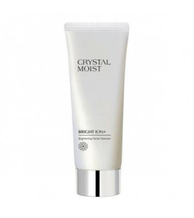 Crystal Moist Brightening Cleanser