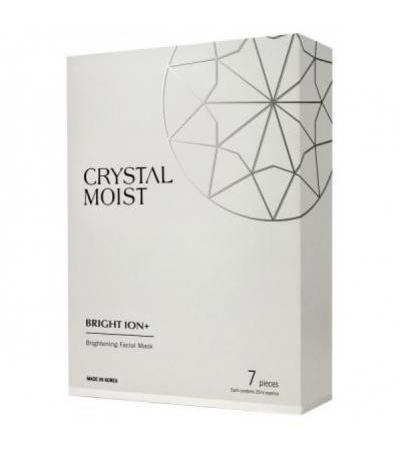 Crystal Moist Brightening Ion+ Facial Mask