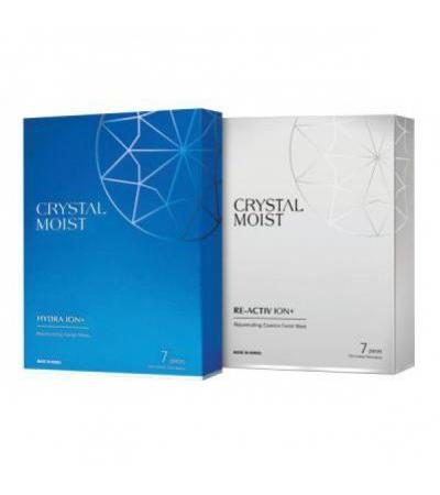 Crystal Moist Facial Mask25x7