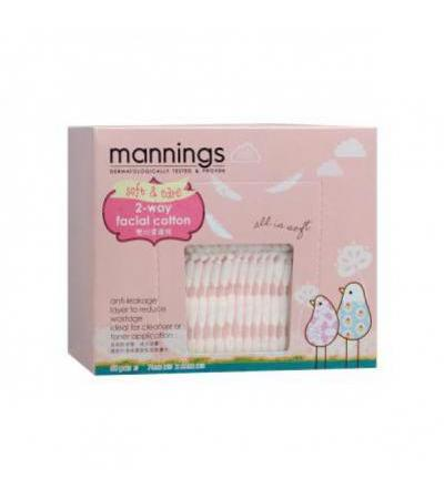 Mannings 2-way Facial Cotton