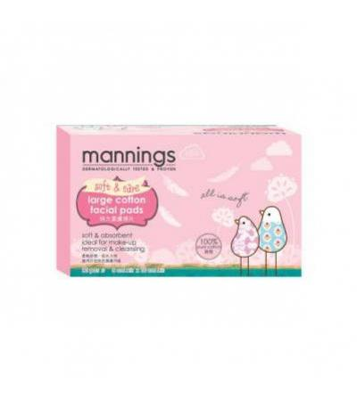 Mannings Large Facial Pad