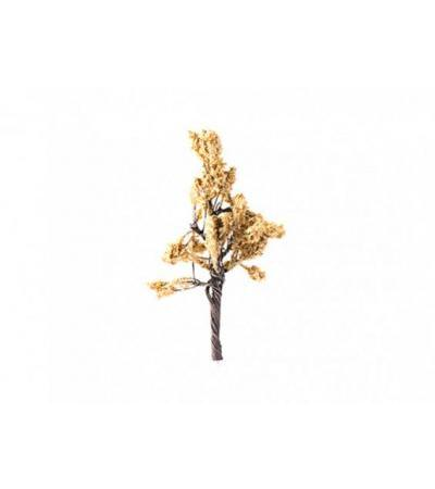 60mm Ready Made Wire Light Autumn Brown Tree (1pc)