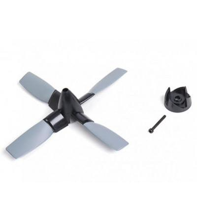 Avios C-130 - Propeller Spinner Assembly (Gray) (CW)