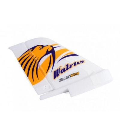 HobbyKing® ™ Walrus - Spare Part - Vertical Fin and Rudder