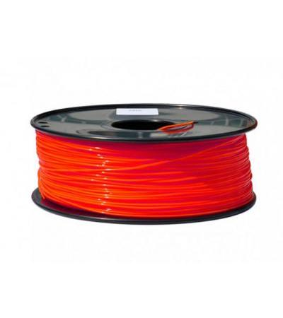 PLA Fluorescent Red 1kg 1.75mm HobbyKing