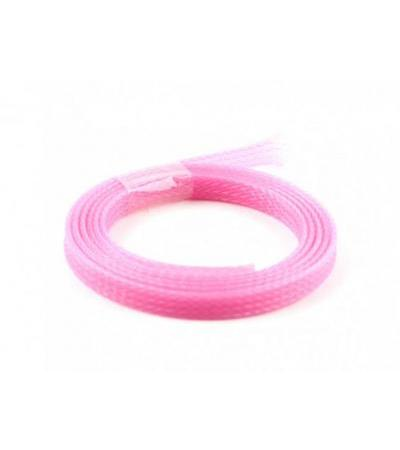 Wire Mesh Guard Pink 6mm (1m)