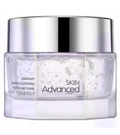 SKIN ADVANCED P W Luminous Hydra Gel Mask 80g