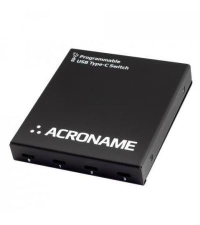 Acroname Programmable Industrial USB Type-C 4-Port Switch