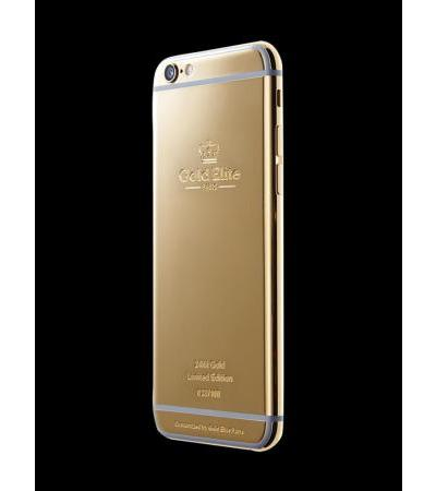 i6S Plus Ultimatum Gold
