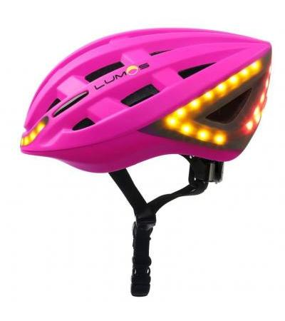 Lumos Kickstart Helmet Limited Edition Brilliant Pink