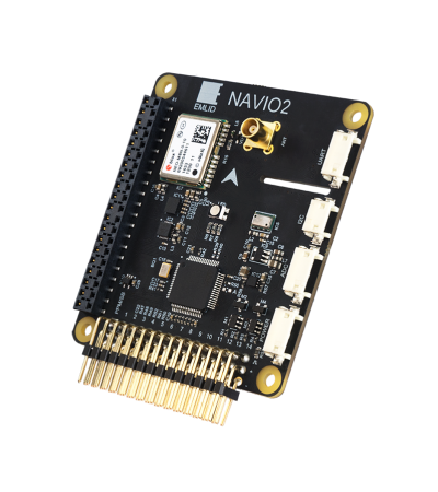 NAVIO2 Autopilot HAT for Raspberry Pi powered by ArduPilot and ROS