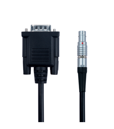 Reach RS+ cable 2m with DB9 MALE connector