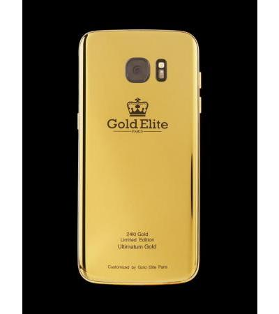 S7 Edge Ultimatum Gold